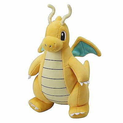 NEW 55cm Pokemon Go Dragonite Plush Soft Teddy Stuffed Dolls Kids Toy