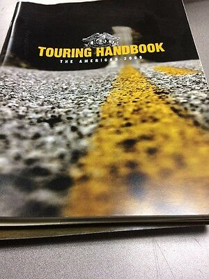 HOG Harley Owners Group Touring Handbook - The Americas motorcycle travel 9 book