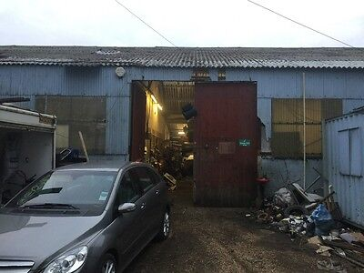 business for sale body shop with ramp