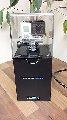 GoPro Hero3+ Silver Edition Camcorder - HD sport camera - Fast Delivery