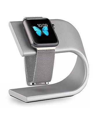 Brand New Apple Watch Charging Dock-Silver *FREE Priority Shipping!*