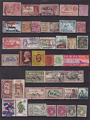 British Commonwealth Nice Collection High Value