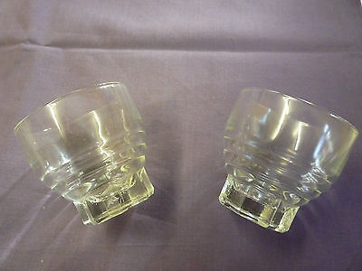 Vintage Sherry/shot Glasses