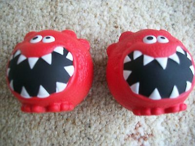 2 X Red Noses 2016 Gift Stocking Filler Christmas