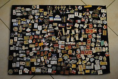 Enorme Lot Collection Sport Pins Pin's Jo Jeux Olympiques 92 Alberville 1992