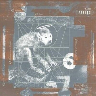 PIXIES Doolittle LP VINYL 15 Track Reissue With Inner And Insert (Cad905) UK 4Ad