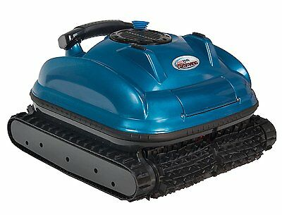 SmartPool NC71RC Direct Command Remote Control Robotic Pool Cleaner for Inground