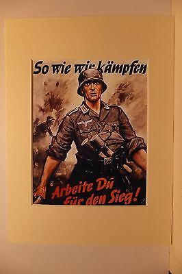 Reprint German Ww2 Poster 8