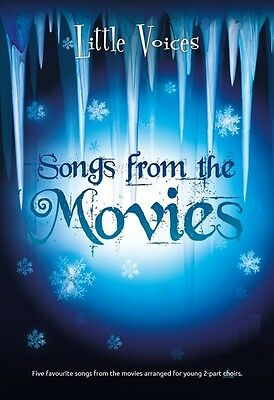 Little Voices: Songs from the Movies (Sheet Music Book Only) BRAND-NEW