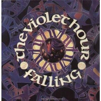 "VIOLET HOUR Falling 12"" VINYL 3 Track But Has Small Split Seam And Deletion"