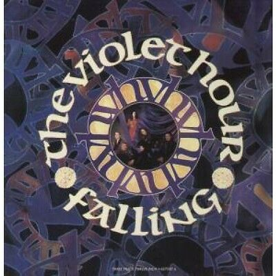 "VIOLET HOUR Falling 12"" VINYL 3 Track B/W The House And In Control (Ta6572876)"