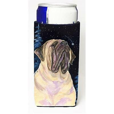 Starry Night Mastiff Michelob Ultra bottle sleeves for slim cans 12 oz.
