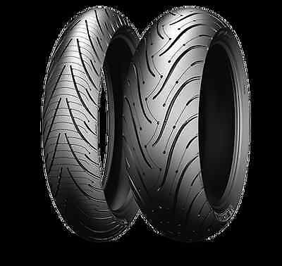 Michelin Pilot Road 3 Motorcycle Tyre  Rear 180/55 ZR 17 (73W) TL