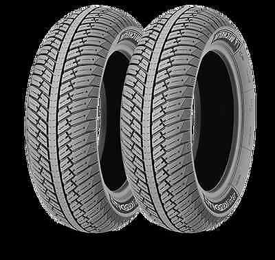 Michelin City Grip Winter Scooter Tyre  Universal  130/70 - 12 62P REINF TL