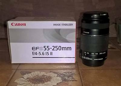 objectif Canon efs 55-250mm f/4-5.6 is 2