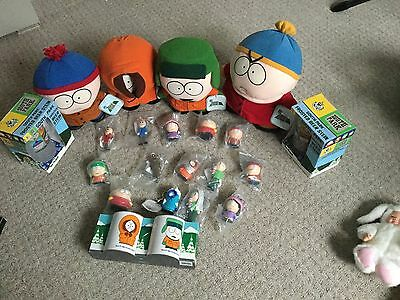 Variety Of South Park Items