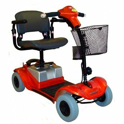 Kymco Mini - LS - powerchair mobility boot scooter electric wheelchair Portable