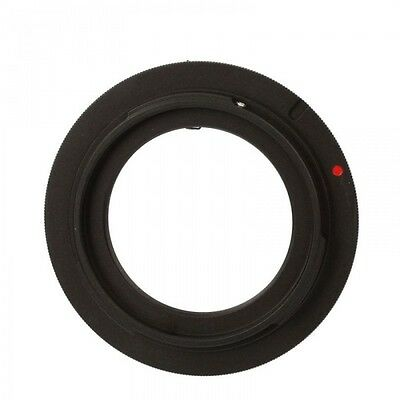 Leica M39 Lens To Canon EOS EF Mount Adapter Ring UK Seller