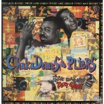 """CHAKA DEMUS AND PLIERS Twist And Shout 12"""" VINYL 4 Track Straight Mix 2"""