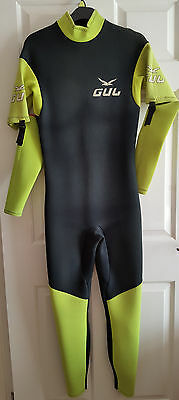 Gul Thick  Warm Wetsuit Size Ml Chest Approx 36 Inches