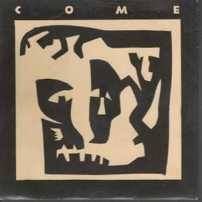 """COME Wrong Side 7"""" VINYL B/W Syk (Bbq34) Pic Sleeve UK Beggars Banquet"""