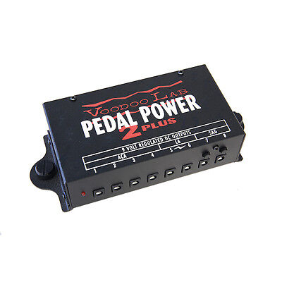 Temple Audio Design Voodoo Lab Pedal Power Supply Pedalboard Mounting Bracket
