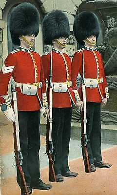 MILITARY POSTCARD- Coldstream Guards