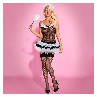 Housemaid 5 Pcs Costume L/xl