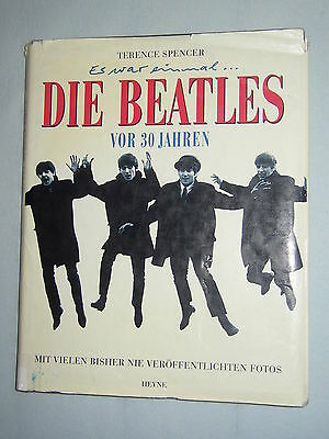 Die Beatles (Anthology) vor 30 Jahren Terence Spencer Heyne 1994