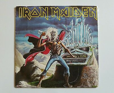 "Iron maiden run to the hills live 7 "" spanish"