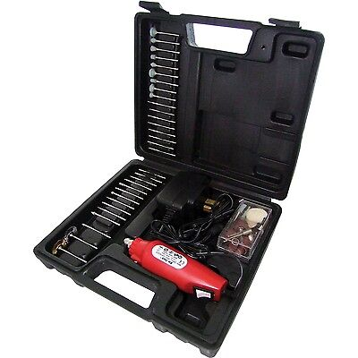 Pro 60PC Rotary Multi Tool Hobby Precision Drill + Dre Type Accessories