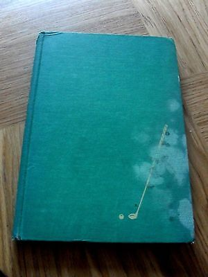 GOLF - How to Play Golf by Sam Snead 1946 First Edition