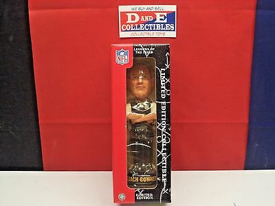 Bobble Head - Legends Of The Field - Pittsburgh Steelers - Coach Cowher - New!