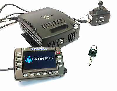 Integrian Digital Patroller DP-2 Car Audio & Video Recordering DVR System DP2 #1