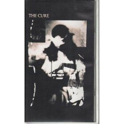 CURE Picture Show VIDEO 10 Track Pal Format Vhs. Running Time 77 Mins (0830963)