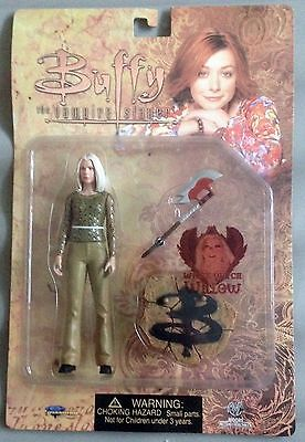 Buffy The Vampire Slayer White Witch Willow Exclusive