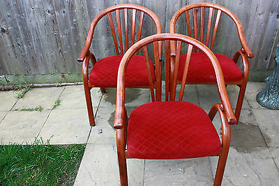 Vintage chairs by Country Seat BEN CHAIRS