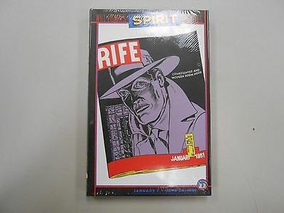 Will Eisner's The Spirit Archives #22 (Oct 2007, DC)! Factory sealed NOS! RARE!