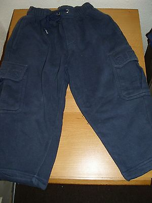 girls navy combat joggers age 2 y/o