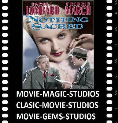 Nothing Sacred 1937 Classic Comedy Drama-Rare Super-8 Featurecolor Sound 4X400Ft