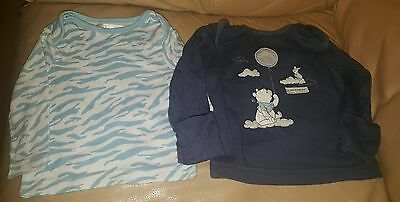 baby boy Long Sleeved Tops 0-3 months