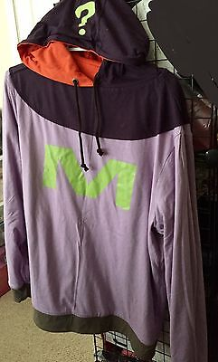 New! Loot Crate South Park Exclusive Kenny / Mysterion Reversible Hoodie Medium