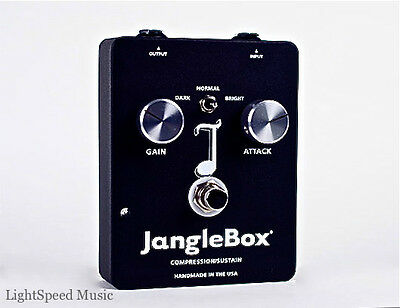 JangleBox Compressor-Sustainer**Updated & Improved**Hand Made In The USA