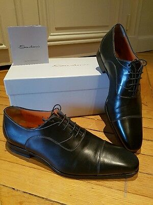 Santoni chaussures homme taille 6 1/2 TBE