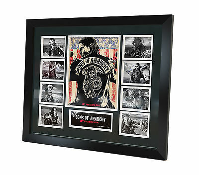 Sons of Anarchy - Signed Photo - Memorabilia - Framed - Limited Edition - B