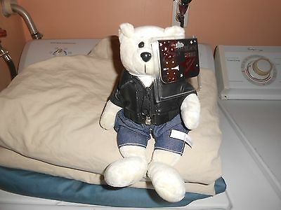 Very Rare - Collecticritters James Dean Signature Series Limited Ed. Bear