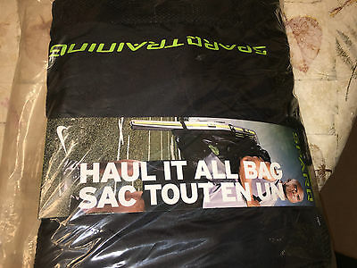 NEW Sparq Nike Training System Component Haul It All Bag Backpack Vapor Strobe