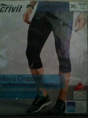 Men's performance trousers size XL