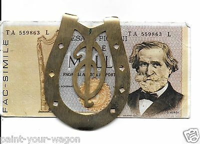 Lucky Money Clip by Ceaare Piccini