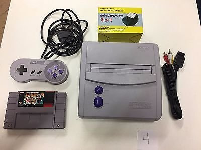 how to put all games in snes mini